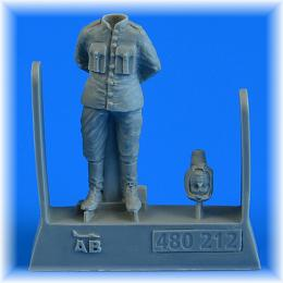 AEROBONUS 1/48 German WWI Pilot No.1 (1 fig.)