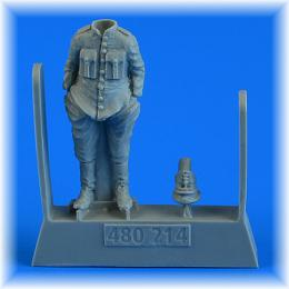 AEROBONUS 1/48 German WWI Pilot No.3 (1 fig.)
