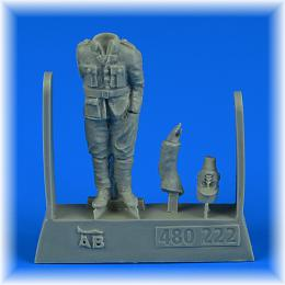 AEROBONUS 1/48 French WWI Pilot No.2