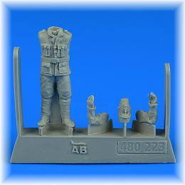 AEROBONUS 1/48 French WWI Pilot No.3