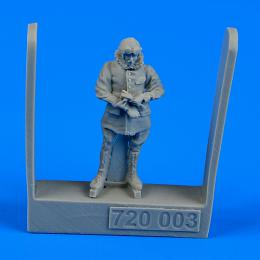 1/72 German and Austro-Hungarian fighter Pilot WWI