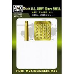 AFV 1/35 1/35 90mm Shell Set Accesories