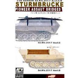 AFV 1/35 Accessories for Sdkfz 251/7
