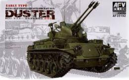 AFV 1/35 M42A1 Duster Early