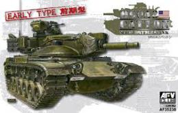 AFV 1/35  M60A2 Early Version