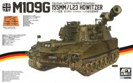 1/35 M109G 155mm/L23 Self-Propelled Howitzer