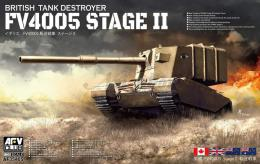 1/35 British Tank Destroyer FV4005 Stage II Centaur