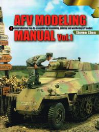 AFV Books  Modelling Manual vol.1-ISSN 1024-2864