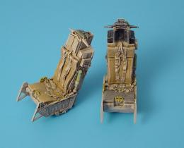 1/48 ACES II ej.seats Type A (F-16 version)