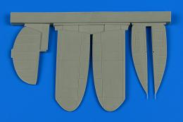 AIRES 1/48 A5M2 Claude control surfaces (for Wingsy)