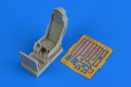 AIRES 1/48 SAAB J 29 Tunnan ejection seat