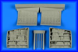 AIRES 1/48 F-15 Eagle electronic bay for GWH