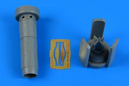AIRES 1/48 MiG-15 exhaust nozzle for BRO/H2000