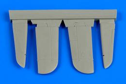AIRES 1/72 Hawker Typhoon IB control surfaces (for Airfix)
