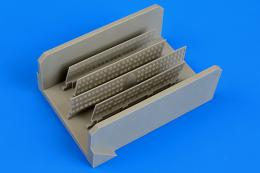 AIRES 1/72 SBD Dauntless flaps (for Hasegawa)