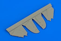 AIRES 1/72 Gloster Gladiator control surfaces (for Airfix)