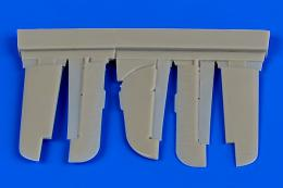 AIRES 1/72 Fw 190A control surfaces (for Eduard)