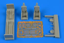 AIRES 1/72 L-29 Delfin ejection seats late v. (for AMK)