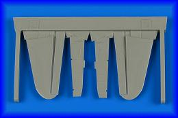 AIRES 1/72 Ki-61-Id control surfaces for TAM