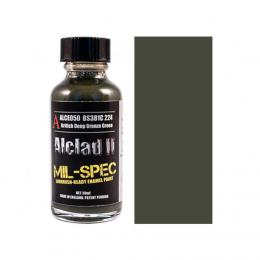 ALCLAD2 E050 30 ml British Deep Bronze Green