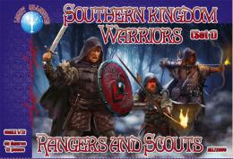 DARK ALLIANCE 1/72 Southern kingdom Warriors (Set 1) Rangers and Scouts (Light Alliance)