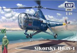 AMP 1/48 Helicopter HO-3S