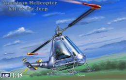 AMP 1/48  Helicopter XH-26
