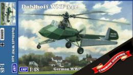 AMP 1/48  Helicopter WNF 342