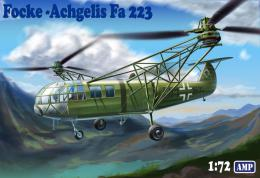AMP 1/72 Fa-223 Helicopter
