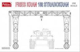 AMUSING 1/35  Fries Kran 16t Strabokran