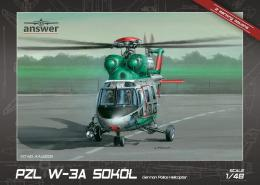 ANSWER 1/48 PZL W-3A Sokol German Police Halicopter