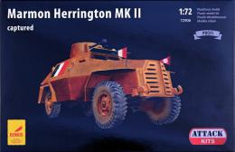 ATTACK 1/72 Marmon Herrington Mk.II - captured