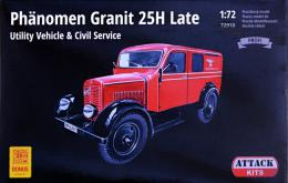 ATTACK 1/72 Phänomen Granit 25H Late (Utility & Civil)