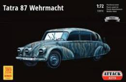 ATTACK 1/72 Tatra 87 - Wehrmacht (PROFI version)