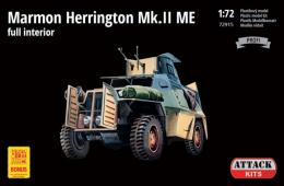 ATTACK 1/72 Marmon Herrington Mk.II ME (full interior)