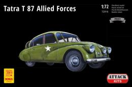 ATTACK 1/72 Tatra 87 - Allied Forces (PROFI version)