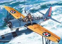 AZ MODEL 1/72 Vought Kingfisher Mk.I US NAVY
