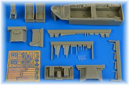AIRES 1/32 T-28B Trojan cockpit set for KTH