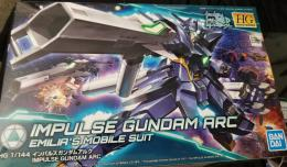 GUNDAM BANDAI HGBD 1/144 IMPULSE GUNDAM ARC GUN82487 No Box