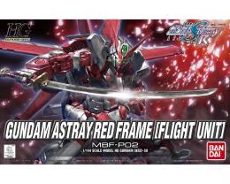 BANDAI HG 1/144 Gundam Astray Red Frame (Flight Unit) GUN83225