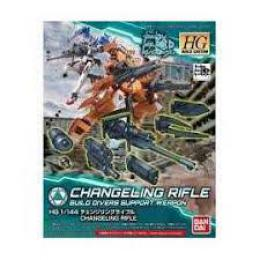 BANDAI Act HG 1/144 Changeling Rifle GUN81113