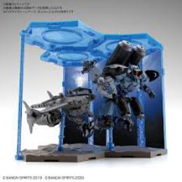 CUSTOMIZE SCENE BASE 05 (WATER FIELD Ver.) GUN60925 No Figure