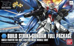 BANDAI 77184 HGBF 1/144 Build Strike Gundam Flight Full Pack GUN83292