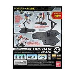 BANDAI 88159 Action Base 4 Black GUN58815