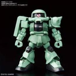 BANDAI 88661 SD Gundam Cross Silhouette Booster [Green] GUN58866