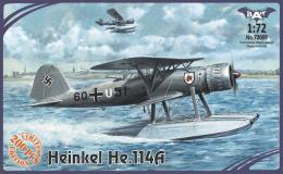 BAT 1/72 Heinkel He-114A Limited Ed.