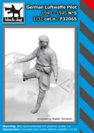 BLACKDOG 1/32 German Luftwafe pilot 1940-45 No.5 (1 fig.)