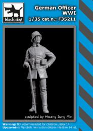 BLACKDOG 1/35 German officer WWI (1 fig.)