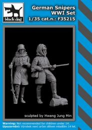 BLACKDOG 1/35 German snipers WWI set (2 fig.)