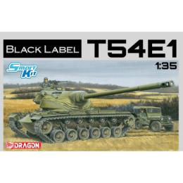 DRAGON BLACK LABEL 1/35 T54E1